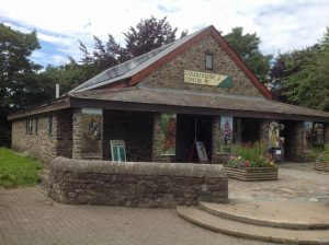 Braunton Countryside Centre Face lift