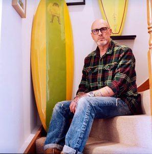 Charlie Spurr Museum British Surfing